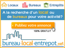 location local commercial et bureau