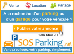 location vente parking garage